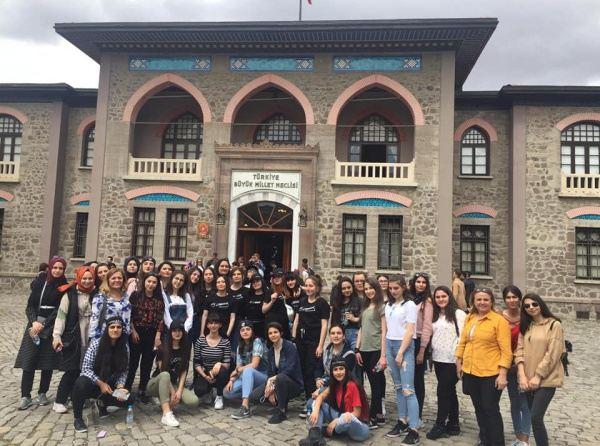 Okulumuz Gezi kulübü olarak 40 öğrencimizle harika bir